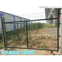十堰铁路延长线栅栏高铁高架桥围栏铁路防护栏采购选博达丝网厂