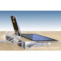 有机玻璃电子产品展示架 亚克力平板电脑展示架  手机陈列品