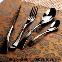 厂家承接不锈钢餐具开模 西餐用具 厨房用品 来样来图订做加工