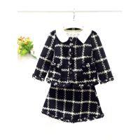 杭州知名品牌淑女装洛呗一女装折扣 一手货源 女装尾货现货