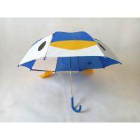 YL【雅乐伞业】卡通直杆独特3D耳朵 手推式安全吸顶学生儿童伞
