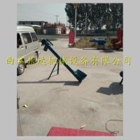 鼎达供应化工粉状材料螺旋输送机 粉剂提升机 管式螺旋上料机