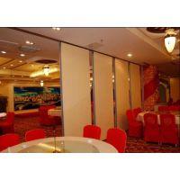 锦州市宾馆折叠隔断、移动屏风酒店餐厅分隔大小包厢