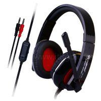 乐普士LPS-1515 电脑笔记本头戴护耳式立体声耳机带麦克风 批发