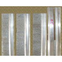 制刷厂家直供不锈钢丝条刷 软条刷 清洁条刷 清洁条刷 定做 批发