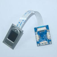 瑞典半导体传感器 电容指纹模块 FPC1011