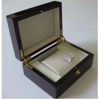 东莞手表包装盒厂家直销高档手表包装木盒 钢琴烤漆木盒加工 高端浪琴手表盒定制 可加LOGO