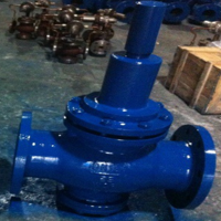 上海品牌Y42X/F-1.6~4.0C/P(水、油品、空气)减压阀*沪甄铸钢、不锈钢弹簧活塞式减压阀