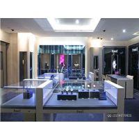天王手表展示柜钟表展柜手表饰品玻璃展柜珠宝浪琴手表柜