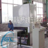 金属平板砂光机-不锈钢砂光机(NO4)佛山雪花纹加工生产线厂家