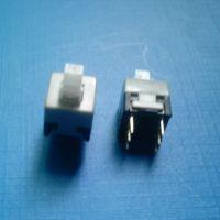 东莞HS浩盛电子6P按键开关 8.5x8.5 双排自锁开关