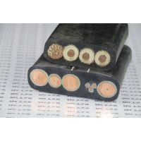 橡套扁电缆哪家好?SPC上力缆YCBG重型扁电缆钢丝加强型,上海上力电线电缆厂家直销