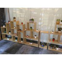 大沣DF-001木制精品超市货架饰品展示架