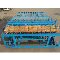热门创业设备 电动草帘机 信达厂家直销小麦秸秆编制草帘机