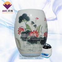 厂家生产莲花养生缸 负离子巴马活瓷养生瓮