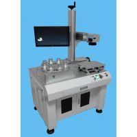 八工位光纤激光打标机,专业为灯打标发明的
