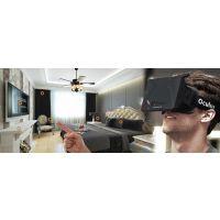 VR室内漫游_头戴式VR精装样板房
