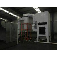 供应大旋风静音设备喷粉室bh-128-涂装生产线