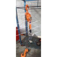 手板葫芦 6吨3米 现货12小时内发货 威龙起重 宝雕