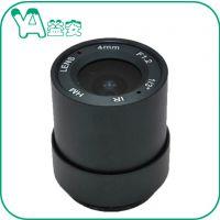 供应益安光学F1.2-4/6/8/12/16mm百万高清网络摄像机镜头