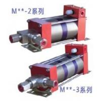 济南海德诺--气液增压泵M30无需用电 液体打压加压泵