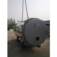 供应恒安WNS系列燃气蒸汽锅炉、卧式天然气锅炉,燃气工业锅炉
