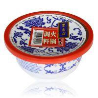 东来顺 火锅蘸料 特制调料 麻辣味200g 火锅食材 清真食品