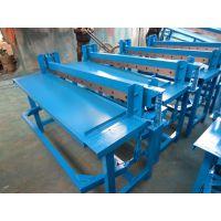 厂家直销 1*600-2600脚踏小型剪板机 1.3米手动剪切机裁板机切板机