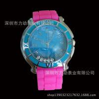 供应2014年爆款手表 手表零售批发 1只起订 1件代发 石英女士手表