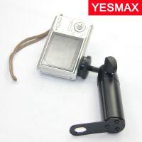 312 踏板摩托车电动车铝合金车载摄像机相机行车记录仪DV支架