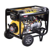 便携式伊藤动力YT6800EW自发电电焊机