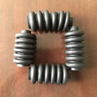 硅胶弹簧套 玩具硅胶弹簧 电子产品硅胶弹簧配件