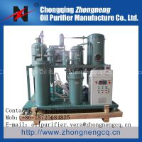 Model TYC High Quality vacuum lubricant oil purication plant