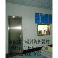 济南建宇的医用X射线防护门除了能方便人员进出,还要有射线防护做用