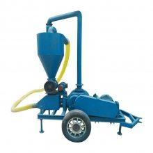 大吨位散粮入仓用输送机 罗茨风气力吸粮机专用 吸粮设备