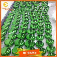 服装展示道具定制玻璃钢电镀气球道具