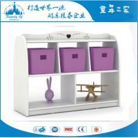 广州幼儿园设备生产厂家 儿童玩具收纳柜厂家直销