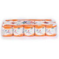 供应芬洁纸巾厂供应100%原生木浆卷筒卫生纸,家用卫生纸