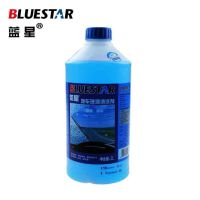【厂家直销】蓝星防冻玻璃水2L装 汽车挡风玻璃专用 防雾 夏季型