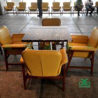 专业定做大理石餐厅桌椅|甜品店餐桌椅 可随心定制款式新颖独特