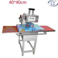 广州厂家供应热转印烫画机 汽动双工位烫画机 全自动油压烫画机