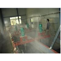 供应【设垃圾站中转站消毒除臭喷淋备价格】上海懿凌高压微雾厂家直销