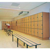 佳丽福生产可按图纸订做 防潮写字楼储物柜 耐撞击体育馆储物柜