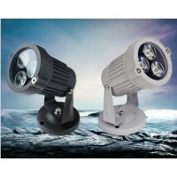 【强壮】供应高档LED投射灯 小射灯 3*3W 6*3W 广告牌射灯