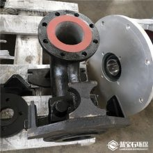 潜水泵自动耦合装置 Φ150 自耦总成 蓝宝石环保 厂家现货