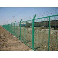 株洲波浪型围栏网@鸿德机场隔离防护网@株洲工厂专用围墙护栏