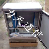 新款720,576芯光纤odf配线箱机柜光缆交接箱空箱