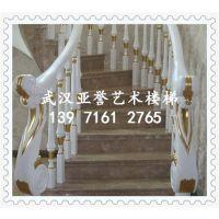 大冶楼梯栏杆、楼梯栏杆厂家、火锅店楼梯栏杆