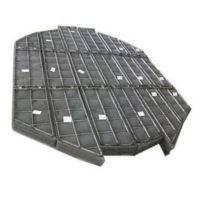 硫酸吸收干燥塔除雾器丝网 不锈钢HG/T21586-1998标准型 圆形方形 异形定做 安平上善