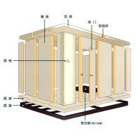 提供各种规格型号冷藏库、冷冻库、低温速冻冷库
